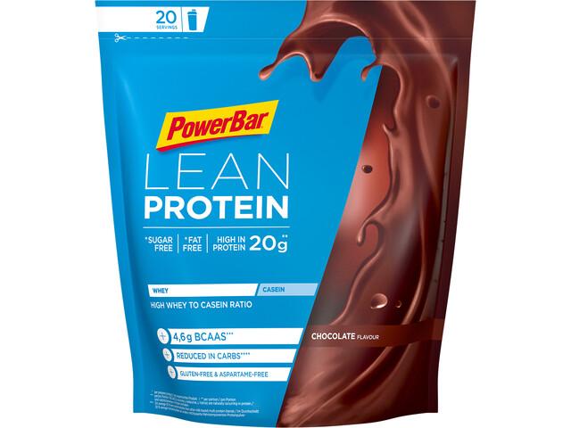 PowerBar Lean Protein Mochila/Bolsa 500g, Chocolate
